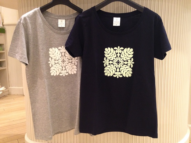 オリジナルTシャツ(キルト柄)