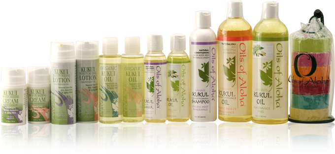 Oils of Aloha商品